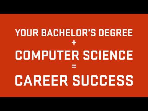 Earn a top-ranked computer science degree online