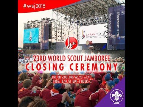 Closing Ceremony - 23rd World Scout Jamboree