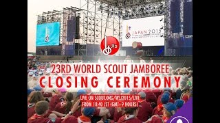 Closing Ceremony - 23rd World Scout Jamboree
