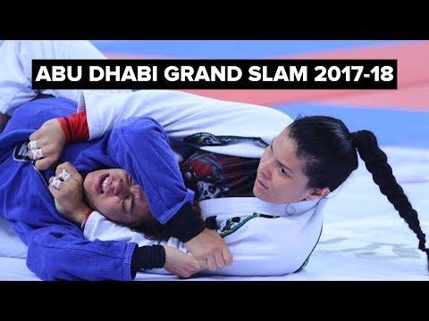 Ana Vieira vs Glaucia Braga - Grand Slam Rio 2017