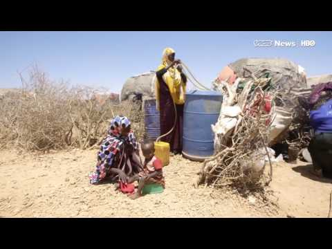Report About The Drought in Somalia 2017