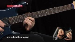 Afterlife Guitar Solo Performance Avenged Sevenfold Guitar Lessons With Andy James Licklibrary
