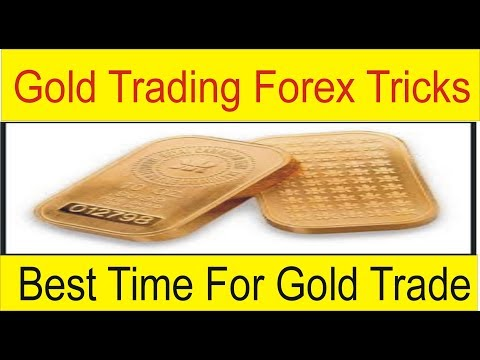 Gold Trading Special Tutorial | Best Time For XAUUSD Forex Trade Tani Forex in Urdu and Hindi