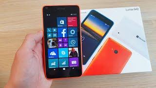 MICROSOFT LUMIA 640 - ТЕЛЕФОН НА WINDOWS PHONE ИЗ 2015 ГОДА!