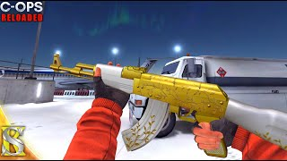 ANTIQUE GOLD AK47 | CRITICAL OPS RELOADED | RANKED HIGHLIGHTS