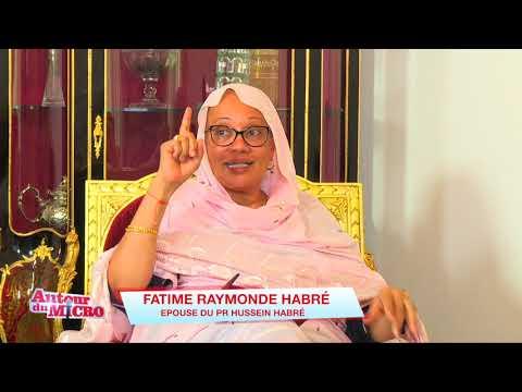 """Madame Fatime Raymonde Habré """" La France a mis sous tutelle le Tchad """""""