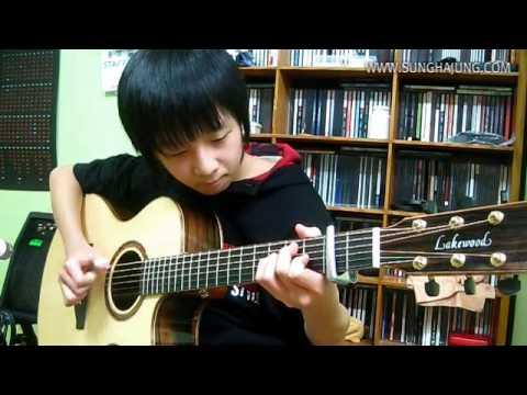 (Davy Graham) Anji - Sungha Jung