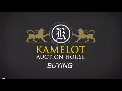 How to Bid with Kamelot Auctions - Antiques, Fine Art, Furniture, Architectural, and more!