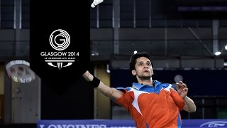 Badminton Finals - Day 11 Highlights Part 2 | Glasgow 2014