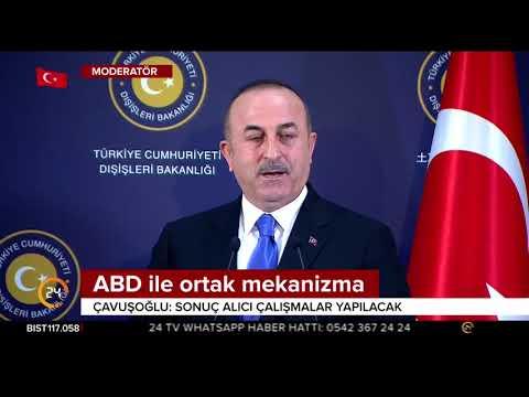 Çavuşoğlu: ABD, Türkiye'ye verdiği sözleri tutmadı