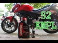 ENGINE OIL FLUSH | MOTUL 10W40 | HONDA HORNET 160R