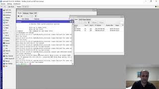 Como configurar um Failover no MikroTik com DHCP Client - Leonardo Vieira #MikroTik #LeoMikroTik