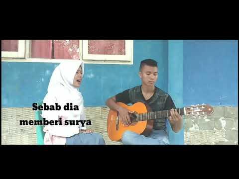 Cover lagu Nicky Astria (Misteri Cinta),by Anjeli & Elfan Berkat Jaya Zai