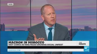Unrest in Morocco   This is the era of fake news, not of Arab Spring