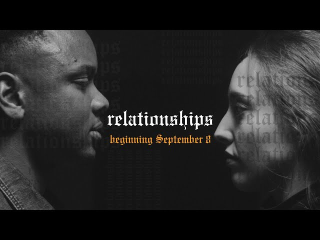 Relationships: Week 1 Friending and Unfriending