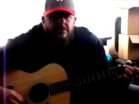 Dead As Yesterday (Zakk Wylde) - Acoustic Cover By Kevin Armstrong