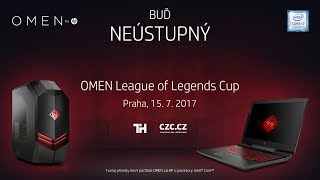OMEN League of Legends CUP - Inside Games vs. eSuba (Záznam offline grandfinále)
