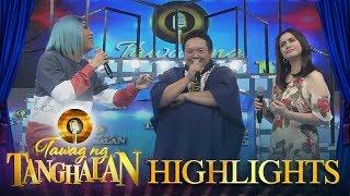 Tawag ng Tanghalan: Vice Ganda imitates the way Mariel speaks