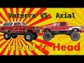 Head To Head Review Vaterra Ascender vs. Axial SCX10