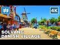 California Highway 246 Chumash Casino to Danish Village Solvang 01/01/19