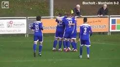 13. Spieltag: 1. FC Bocholt - 1. FC Monheim 0:4 (0:2)