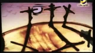 """فن الرسم على الرمال """"مصلوب بين آثمة"""" للفنان مايكل رومانى Thumbnail"""