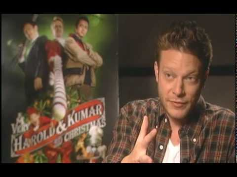 : A Very Harold and Kumar 3D Christmas director Todd StraussSchulson