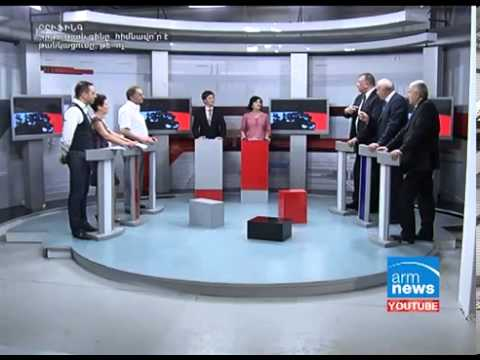 Briefing debates: The increase of tuition fees in Armenian HEI's - ArmNews TV (ANSA)