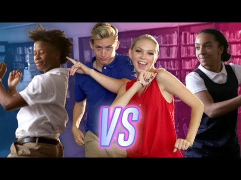 DANCE BATTLE | BOYS VS GIRLS | Girls Like You - Maroon 5 ft. Cardi B - Choreo by Josh Killacky