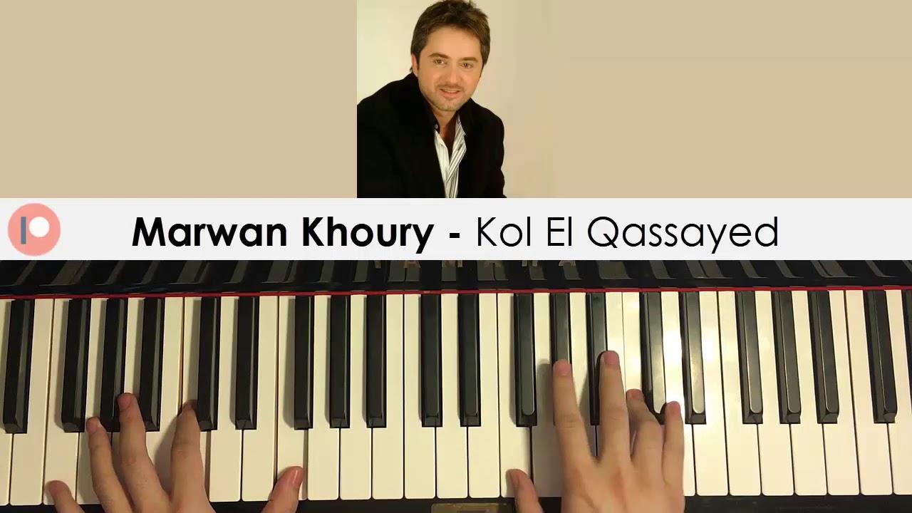 marwan-khoury-kol-el-qassayed-piano-cover-patreon-dedication-275-amosdoll-music