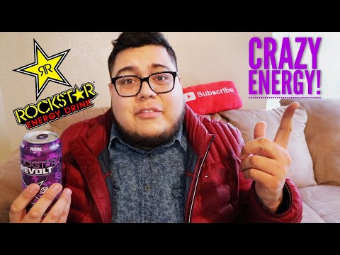 Rockstar Revolt - Killer Grape Food Review - Full Nelson Eats A Lot