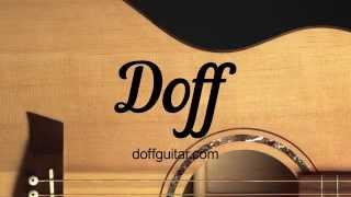 Интро. Анимированое лого. Заставка канала DoffGuitars