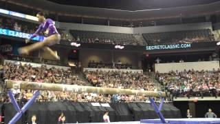 Gabby Douglas - Balance Beam – 2015 Secret U.S. Classic