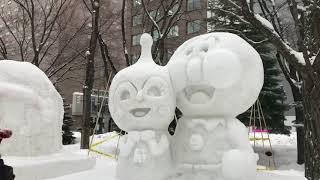 2018年北海道雪祭り