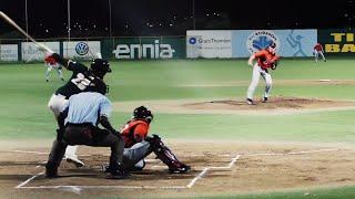 Illini Baseball Highlights vs. Curaçao 11/18/18