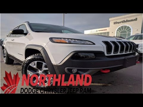2017 Jeep Cherokee Trailhawk | Northland Dodge | Auto Dealership in Prince George BC