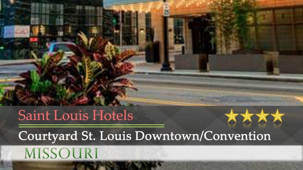 courtyard st louis downtown convention center saint louis