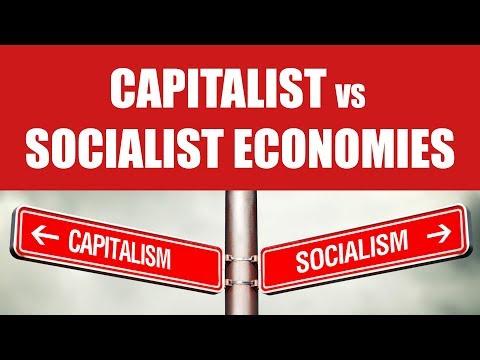 Economic Systems | Capitalist vs Socialist economies | The Openbook