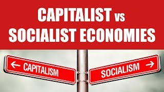 Economic Systems | Capitalist vs Socialist economies | The Openbook