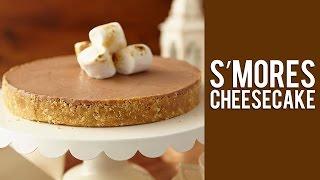 How To Make A No-bake S'mores Cheesecake