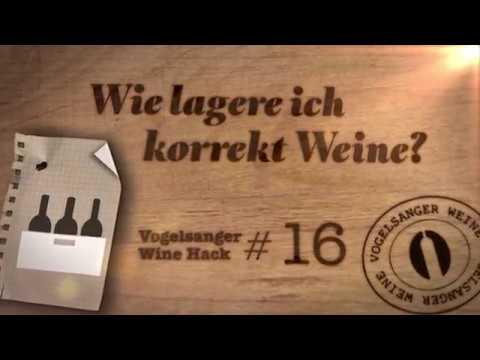 Vogelsanger Wine Hack #16
