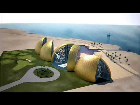 GOLDEN DOME HOTEL IN KISH ISLAND IRAN