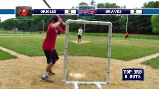 MLW MASS: ORIOLES VS BRAVES OPENING DAY GAME 2
