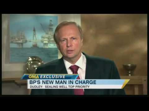 Bob Dudley: BP's New Boss