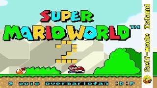 Super Mario World 2 • Super Mario World ROM Hack (SNES/Super Nintendo)