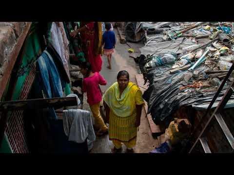 Push To Outlaw Bad Air As Delhi Slum Dwellers Choke