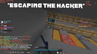 Top Hcf Trap Escapes #28 (Craziest Pearl Dodge To Escape? + Insane One Heart Escape Against Hacker!)