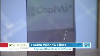 Save Your Furniture and View with the CoolVu Film