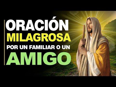 🙏 Oración a Dios PARA PEDIR POR UN MILAGRO PARA MI FAMILIA y Amigos 🙇