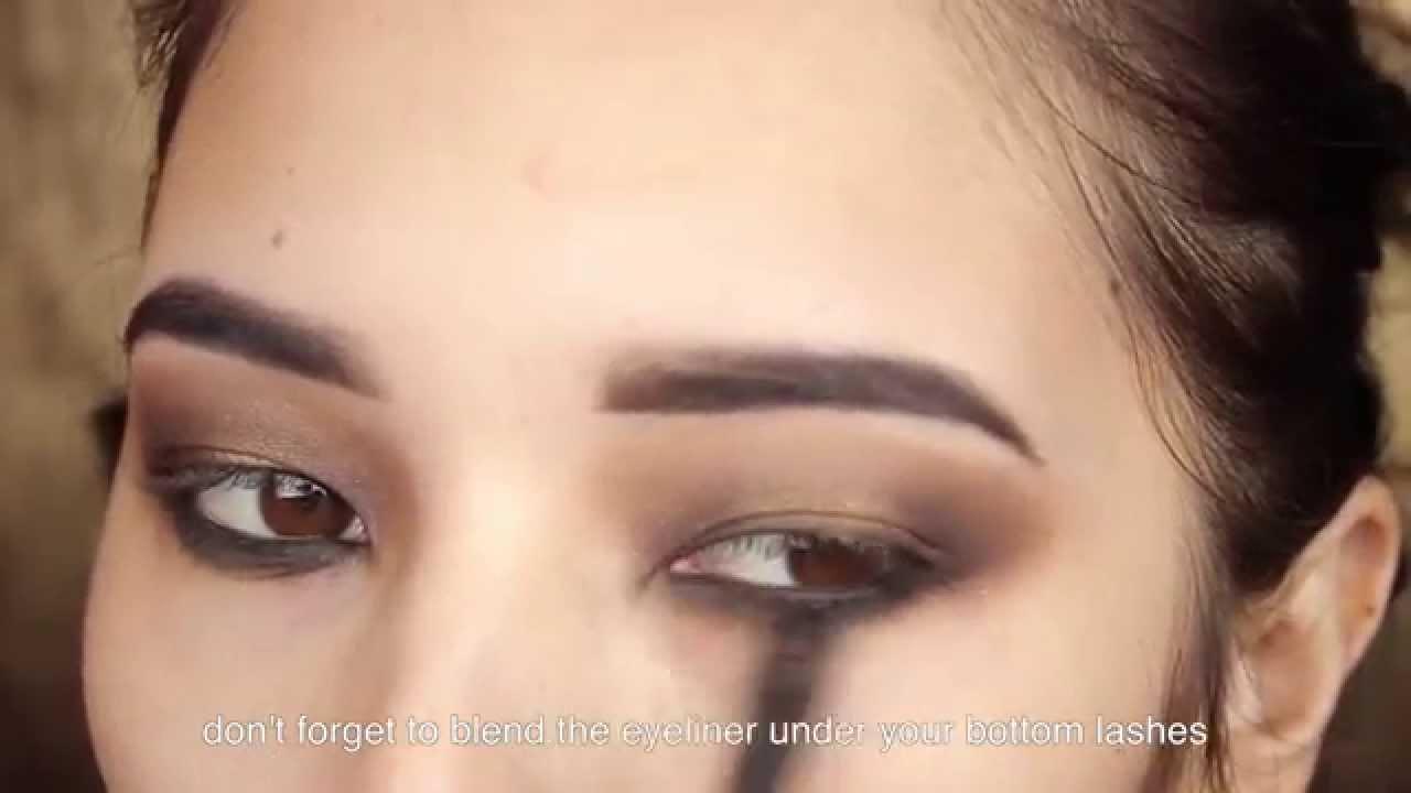 maquillaje de ojos facil